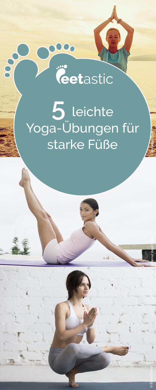 Ihre Füße können von gezielten Yoga-Übungen profitieren –und damit auch Ihr gesamter Körper. Wir sagen Ihnen, wie Yoga für die Füße funktioniert.