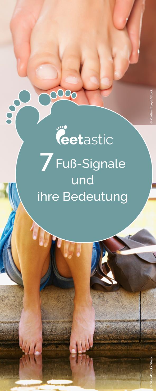 Weiße Flecken, brüchige Nägel oder Rillen - wir sagen Euch, wie Ihr welche Fußnagel-Signale behandeln könnt.