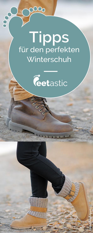 Nie wieder kalte Füße! Wir geben Ihnen die besten Tipps und Tricks für den perfekten Winterschuh. So bleiben Ihre Füße warm und trocken!
