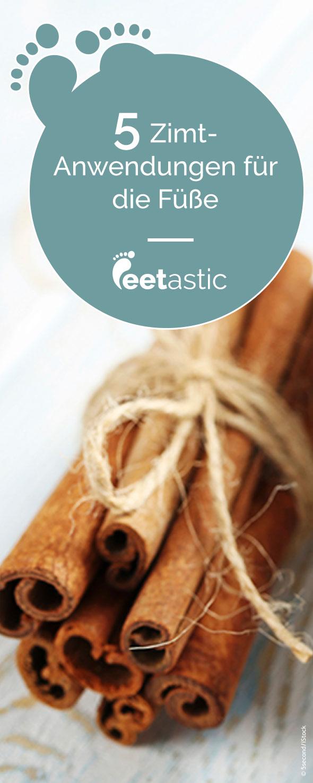 Der Hausmittel-Klassiker: Zimt! Hier erfahren Sie, gegen welche Fußleiden das Naturprodukt wirklich helfen kann. Die besten Zimt-Anwendungen für die Füße.